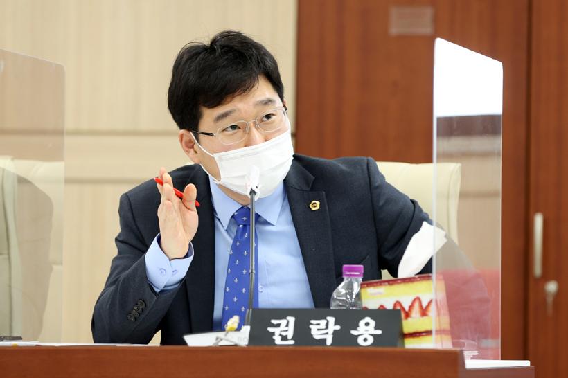 ▲ 경기도의회 권락용 의원(더민주, 성남6)